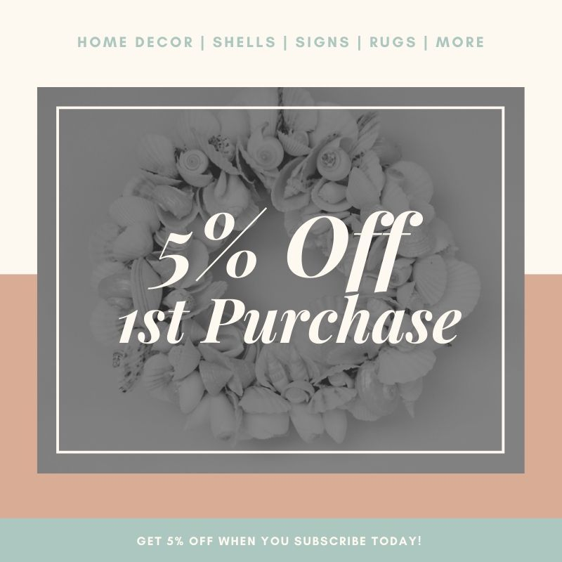 5% Off 1st Purchase